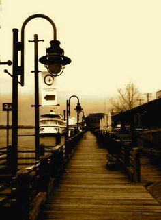 ,wilmington, nc riverwalk