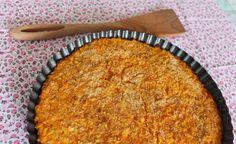 Torta autunnale di zucca e riso
