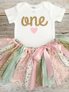 Paris Print Modern And Elegant In Fashion Fabric Tutu Skirt For 1st Or 2nd Birthday Any Event Or Dress-up