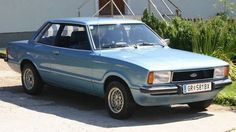 1976 Ford Taunus