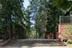 Heikki and Kaija Siren, Federico Covre · Otaniemi Chapel