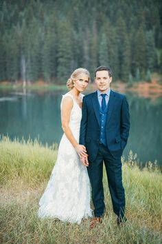 Utah Wedding Photographer | Tibble Fork Summer Bridal {Lena Keir} | http://www.gideonphoto.com/blog