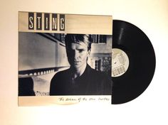 Sting ‎– The Dream Of The Blue Turtles  Label: A&M Records ‎– SP-3750 Format: Vinyl, LP, Album Country: US Released: 01 Jun 1985 Genre: