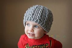 Ravelry: Cable Cross Beanie - 2 Versions pattern by Crochet by Jennifer