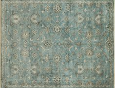 Designed by renown interior decorator Henrietta Spencer-Churchill, the Kensington Collection offers a selection ofelegantly hand-knotted rugs crafted of 100% bamboo silk. These fine pieces pay homage