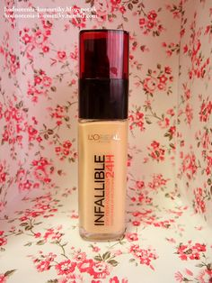 Hodnotenia kozmetiky: L´Oréal Paris *Infallible 24H* mejkap