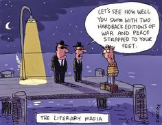 Máfia literária..