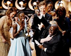 12 Years A Slave wins best picture #Oscars2014