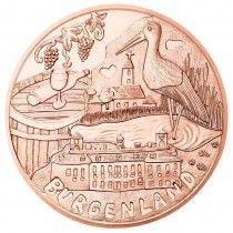 Empfohlenes Produkt : 10 Euro Kupfer Burgenland UN