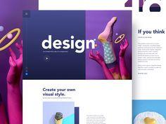 Weekly Inspiration for Designers #103 – Muzli -Design Inspiration