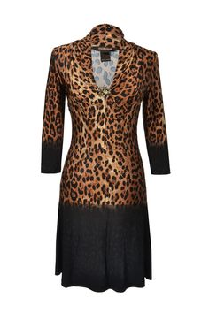 #RobertoCavalli #leopardprint #dress #secondhand #onlineshopping #clothes #fashion #vintage #mymint