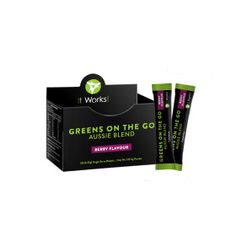 Greens on the Go - Berry