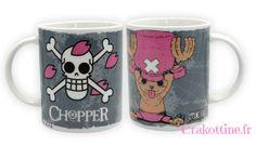 Mug One Piece Chopper & Emblem