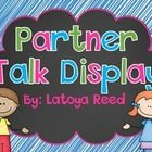 Here are 16 posters that can be used for accountable talk with your students.  Our school is making a big push on these and I made these for my roo...