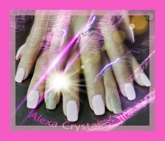 Alexa Crystal Nails