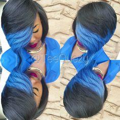 We be Bobbin! #NoBreakes #HairPistol #Razorcut #TheCuteLife #BobNation #BobEternity #TheCut by teequezy_the_hairpistol