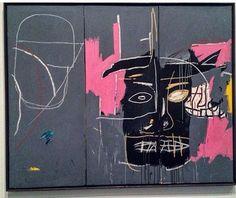 The Modern Art Movements Jean Basquiat, Jean Michel Basquiat Art, Willem De Kooning, Franz Kline, Sgraffito, Henri Matisse, Nouveau Realisme, Gouache, Basquiat Paintings