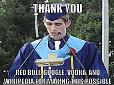 On class-speaker day: | 30 Things Everyone Who Went To College Will Understand