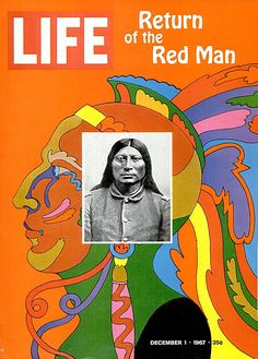 Glaser, 1967 Return of the Red Man