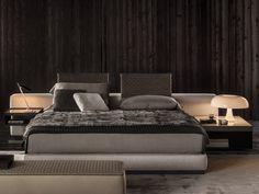 Bed YANG BED - Minotti
