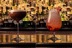 Leo Robitschek, the bar director of the NoMad and Eleven Madison Park, mixes up the favorite cocktails of some of our most esteemed presidents.