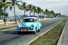 When I figure out the logistics to sneak myself into Cuba, I'm there.