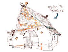 Felix Scheinberger, Illustrator - sketches: