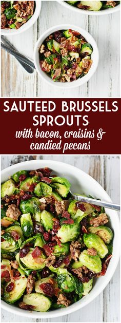 Sauteed Brussels Spr