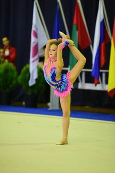 8b812f7781b0 11 Best Pink Designs for Rhythmic Gymnastics Leotard images