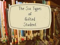 Jade Rivera — Providing support and consultation for families and educators of significantly gifted children. Check out her blog.