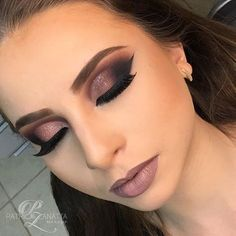 Eye Makeup Tips – How To Apply Eyeliner – Makeup Design Ideas Gorgeous Makeup, Love Makeup, Makeup Inspo, Makeup Inspiration, Makeup Ideas, Style Inspiration, Glam Makeup, Beauty Makeup, Makeup Lips