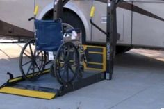Rolstoelvriendelijke Camper / Wheelchair Accessible Motorhome Esperance C7994WSL  / Smart Wohnmobile