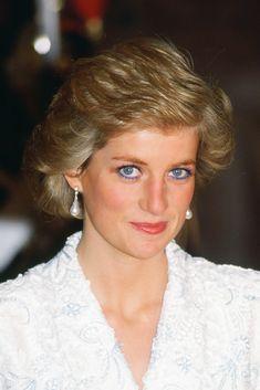 Princess Diana, 1988.