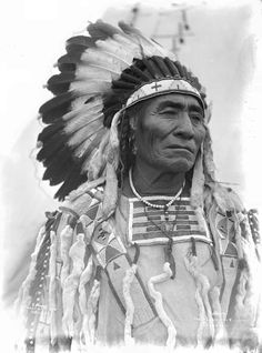 A Crow man 1905