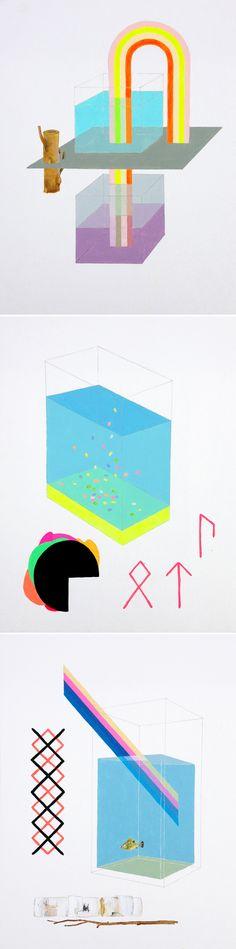 new work by amanda happe