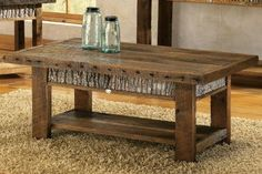 Cabela's: Mossy Oak® Rustik™ Coffee Table by Legacy Quest Outdoors