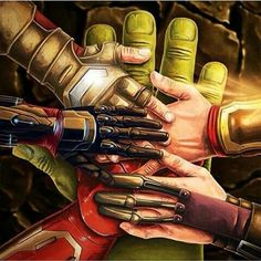 Avengers Age of Ultron || Amazing fan art!