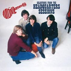 The Monkees - Selections From The Headquarters Sessions Limited Edition Red Colored LP - direct audio