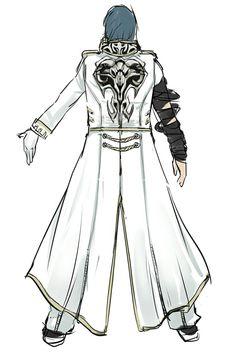 Claudio Backside - Characters & Art - Tekken 7