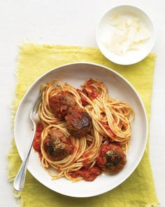 Easiest Spaghetti and Meatballs Recipe