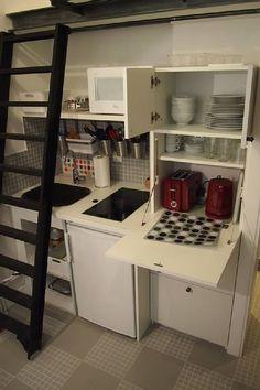 Location Vacances Studio Paris Vi Cuisine My Parisian Apartments