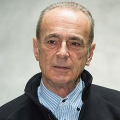 English singer and guitarist Francis Rossi from the band Status Quo in Hamburg