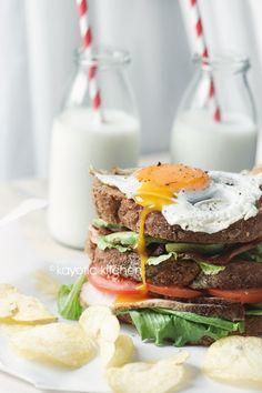 Kay's Club Sandwich