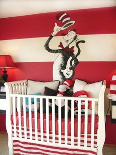 Great idea for baby boys bedroom!