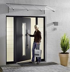 aluminium entrance doors uk - Google Search