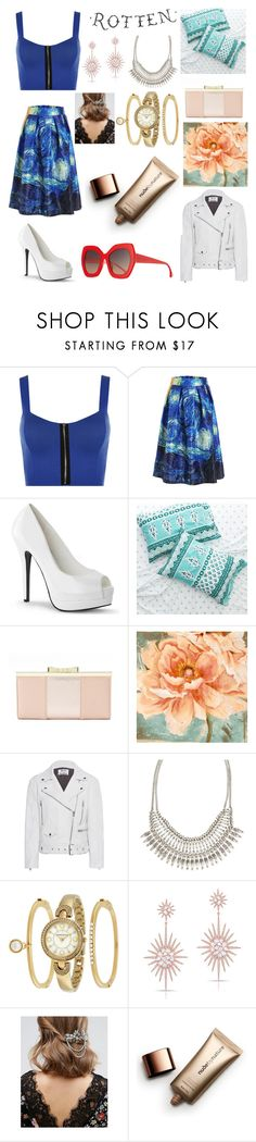 """""""and all those movie scenes are just wishfull thinking"""" by llamapoop ❤ liked on Polyvore featuring WearAll, Aerie, Apt. 9, Acne Studios, ALDO, Anne Klein, Anne Sisteron, ASOS, Nude by Nature and Alice + Olivia"""