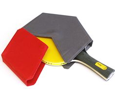 HEXLEEVE table tennis paddle case. As it currently is this might not be retail packaging, but I don't see why it couldn't be.