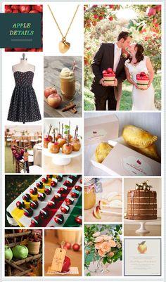 REVEL: Favorite Apple Wedding Details