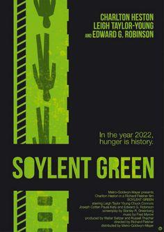 Soylent Green (Artist: Alain Bossuyt)