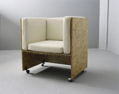 Flat-Pack Furniture from House Port contemporary-living-room-chairs